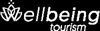 Wellbeing Tourism Logo Negativ